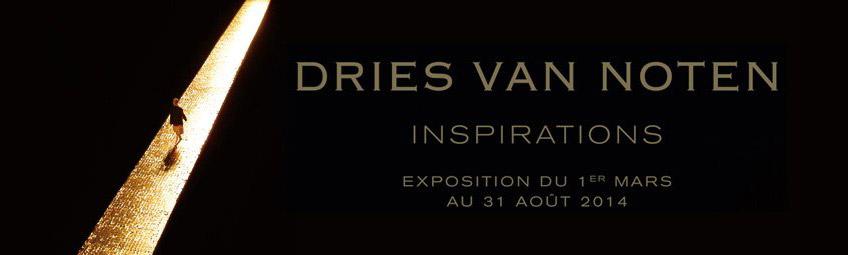 "Paris Paris Paris…..Exposition Mode ""Dries Van Noten"""