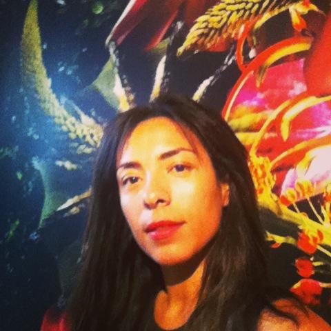 Selfie au musée des arts décoratifs Paris
