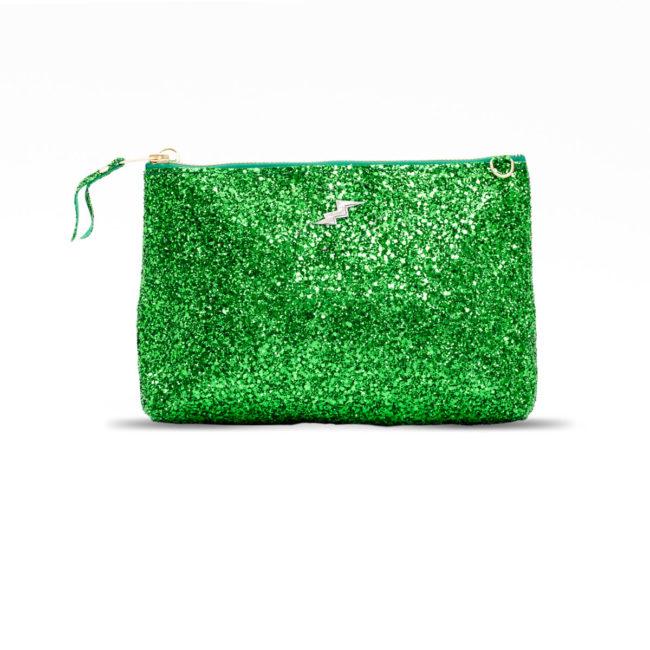 Pochette Berlingot Green
