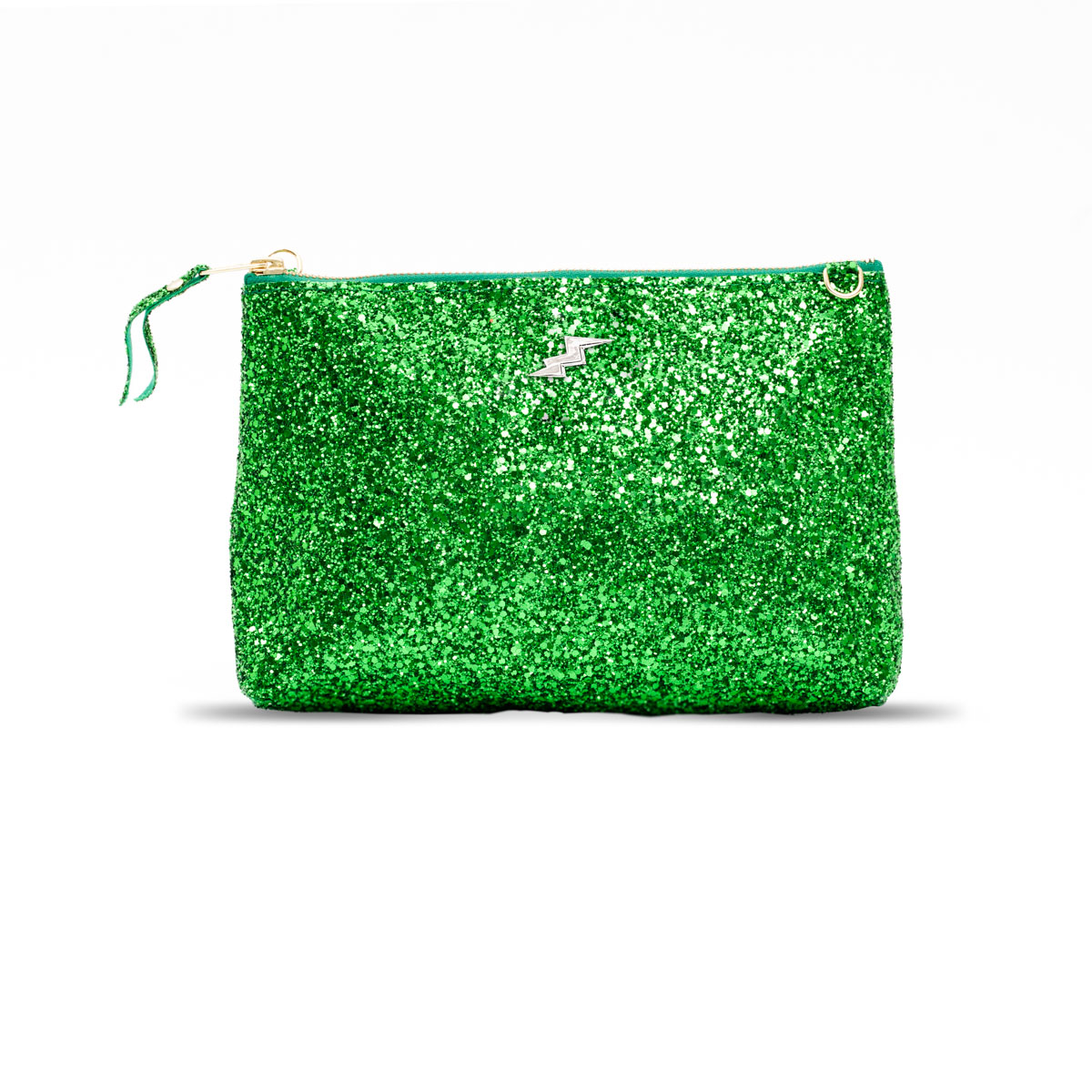 Pochette Berlingot Green