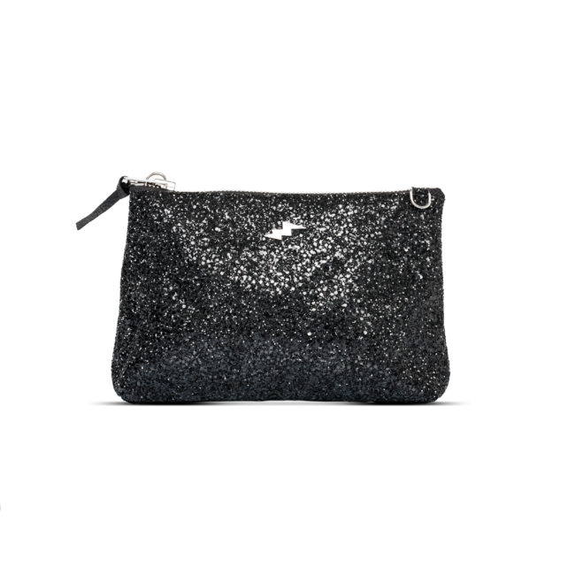 Pochette Berlingot Black
