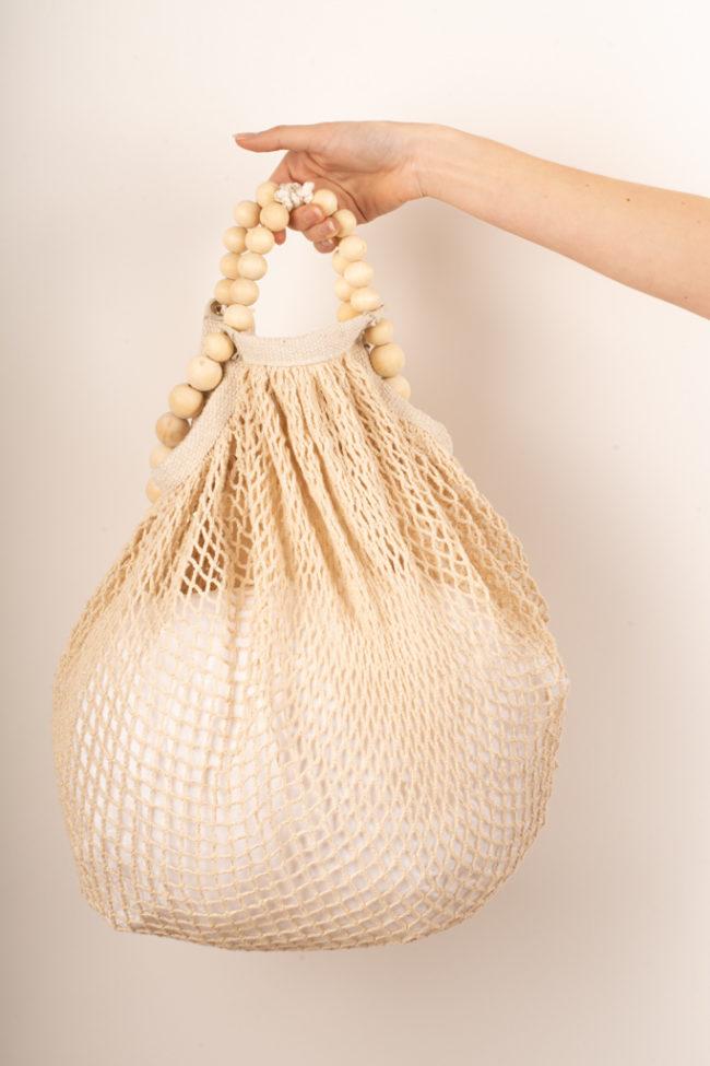 sac filet de plage